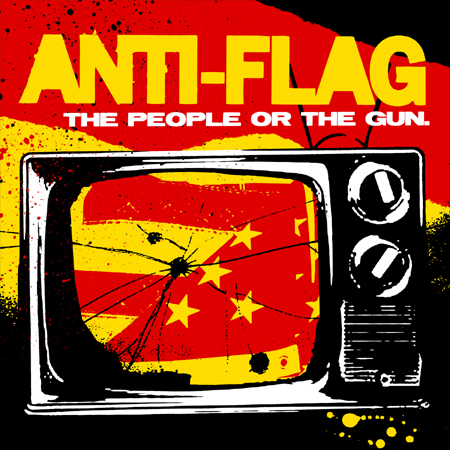 Review: The People or the Gun, by Anti-Flag